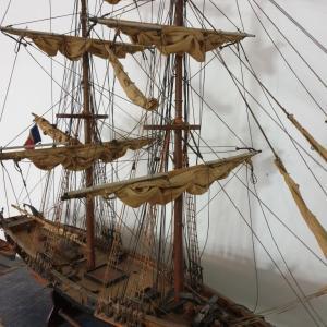 14 bateau vieux grement voilier l ouragan