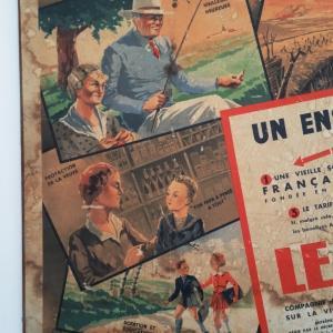 2 affiche assurance le monde