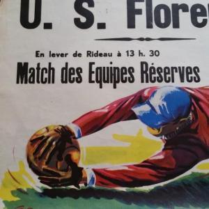 2 affiche de foot ricard marmagne