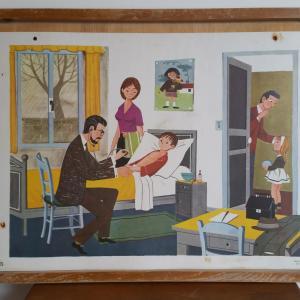 2 affiche docteur chadeleur crepe