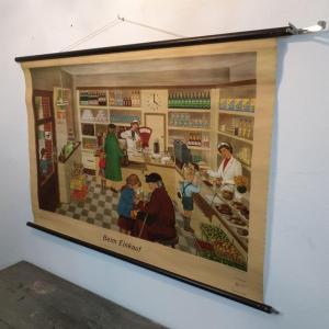 2 affiche ecole allemande la boutique