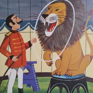 2 affiche la galette des rois le cirque