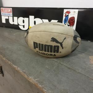 2 ballon de rugby puma