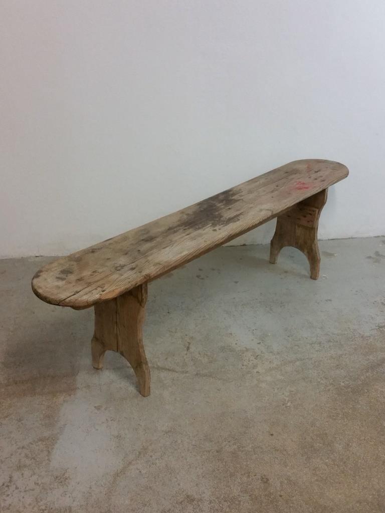 2 banc en bois