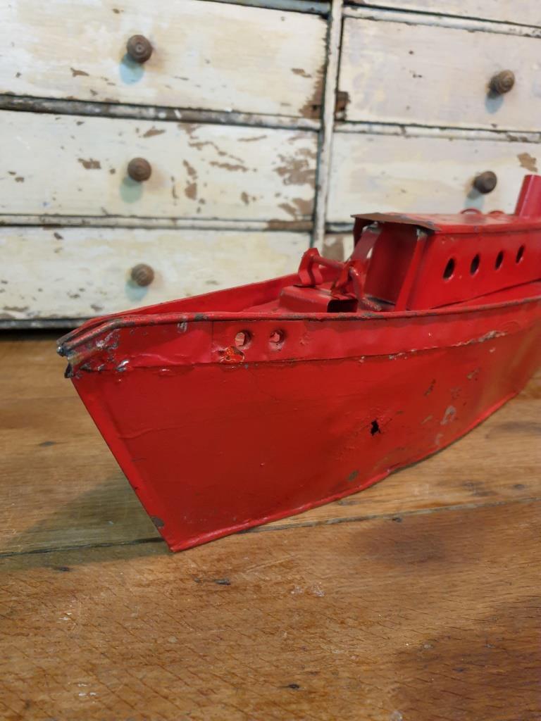 2 bateau de pompier
