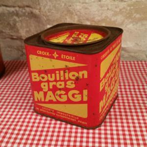 2 boite bouillon maggi