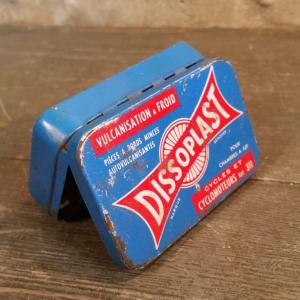 2 boite de rustines dissoplast