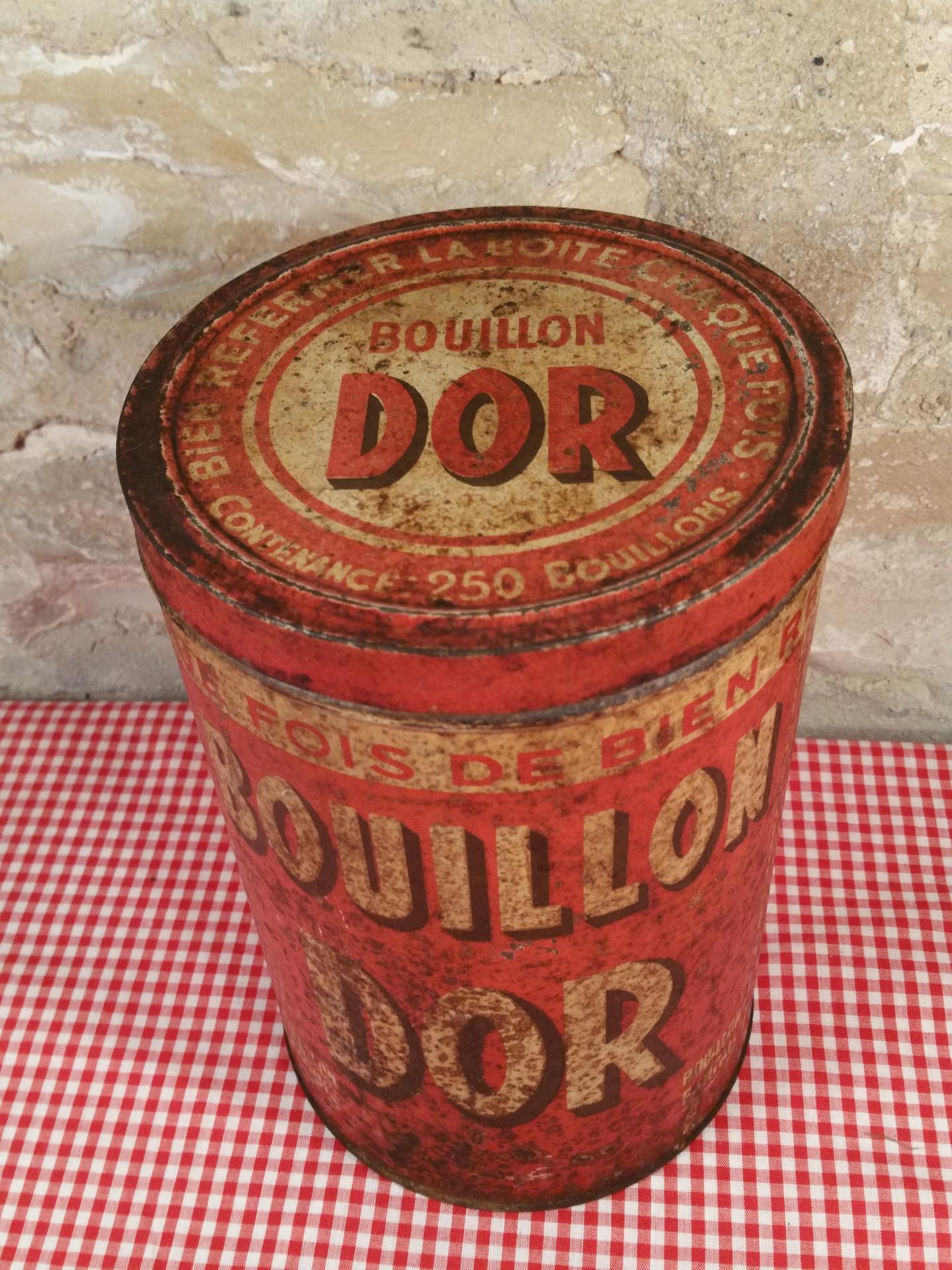 2 bouillon dor