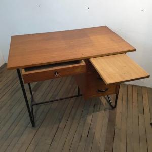 2 bureau vintage enfant