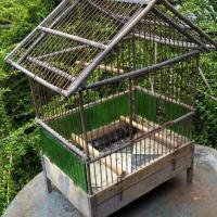 2 cage a oiseaux