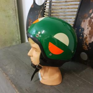 2 casque bol vert nolan