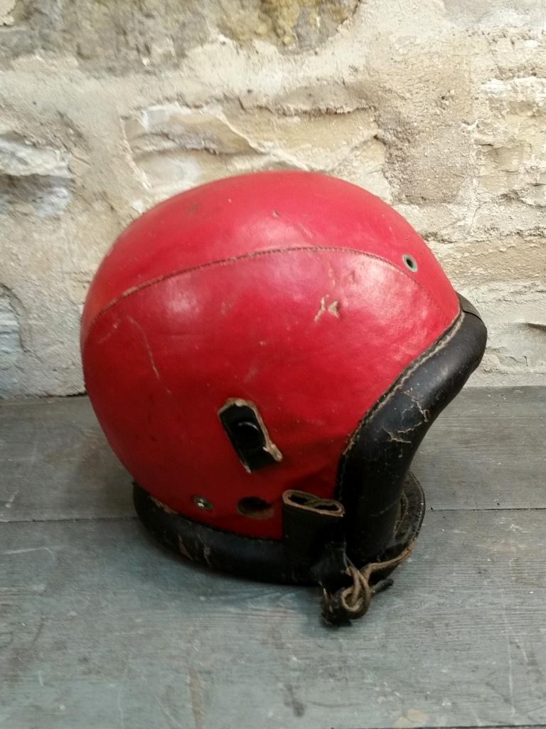 2 casque rouge