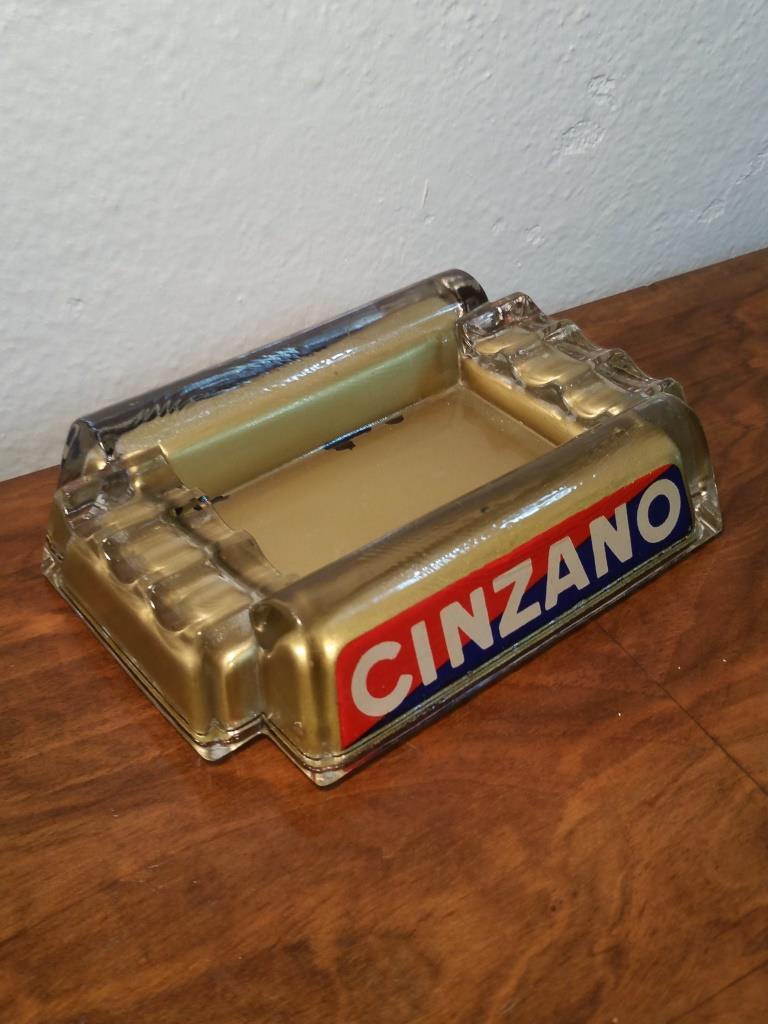 2 cendrier cinzano 1