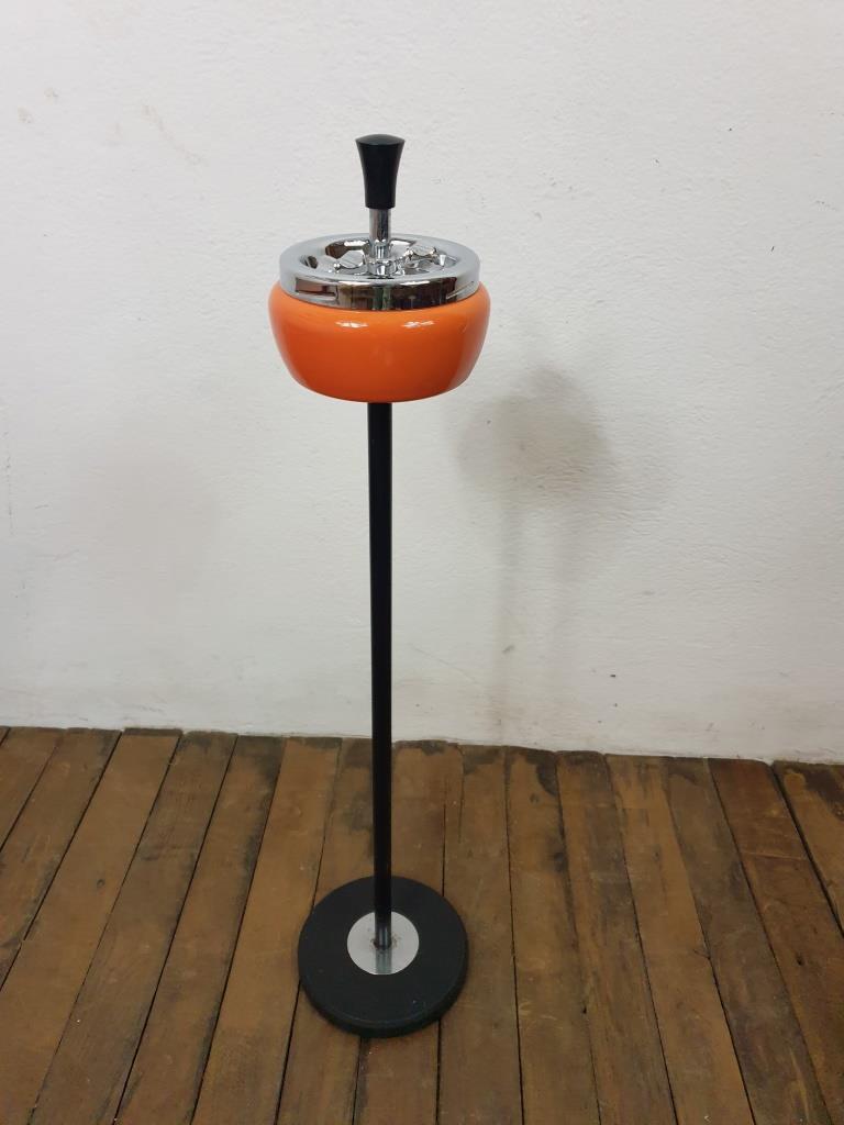 2 cendrier orange