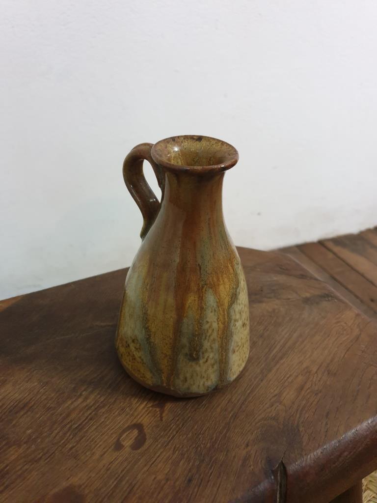 2 ceramique vernisee
