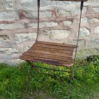 2 chaise de bistrot