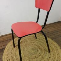 2 chaise en formica