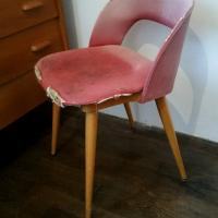 2 chaise vintage diy