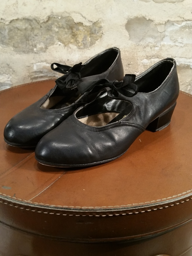 2 chaussures flamenco