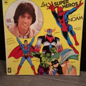 2 disque supers heros