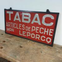 2 enseigne tabac