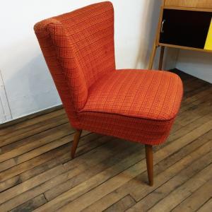 2 fauteuil coktail