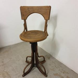 2 fauteuil de coiffeur