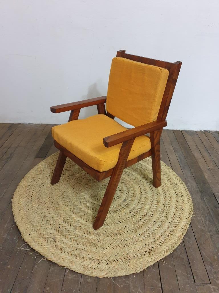 2 fauteuil enfant artisanal 1