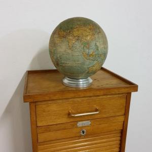 2 globe terrestre lumineux perrina 2