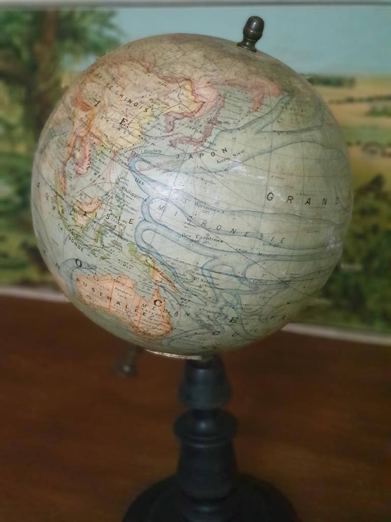 2 globe terrestre nap 3