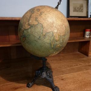 2 globe terrestre napoleon 4