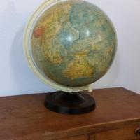 2 globe terrestre raths