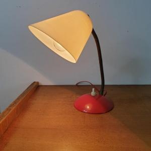 2 lampe cocotte rouge et blanche