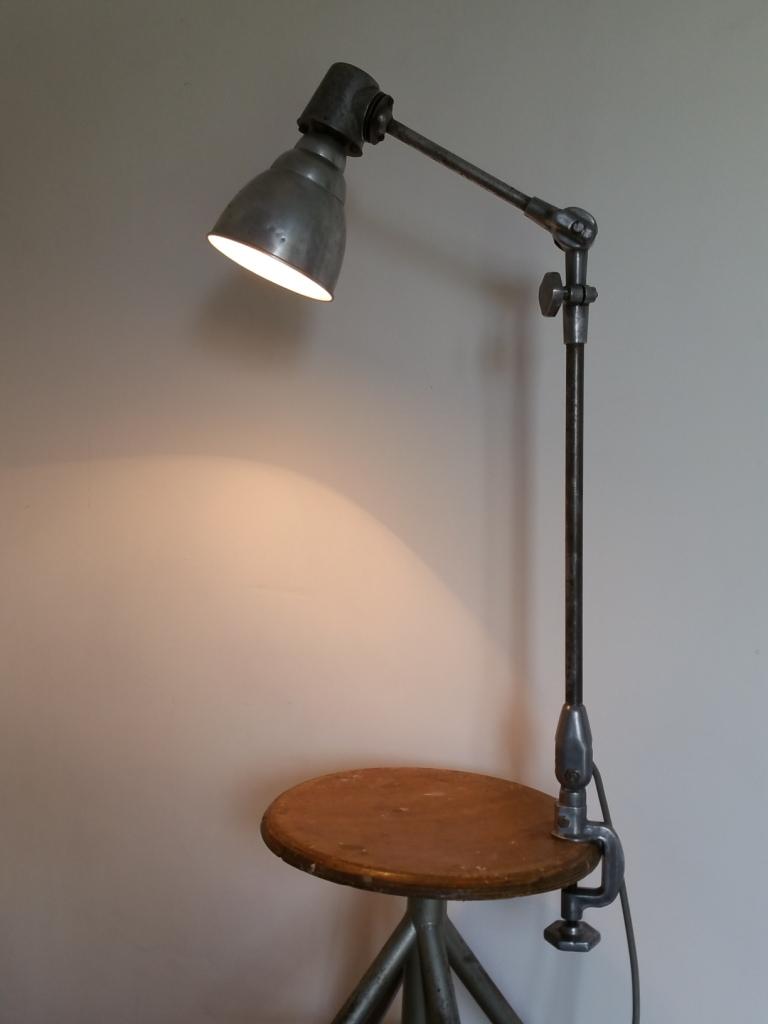 2 lampe d architecte