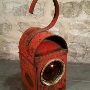 2 lampe de cheminot