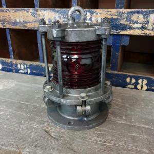 2 lampe de pont de peniche