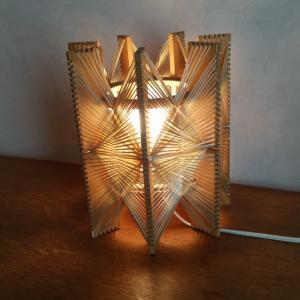 2 lampe fil