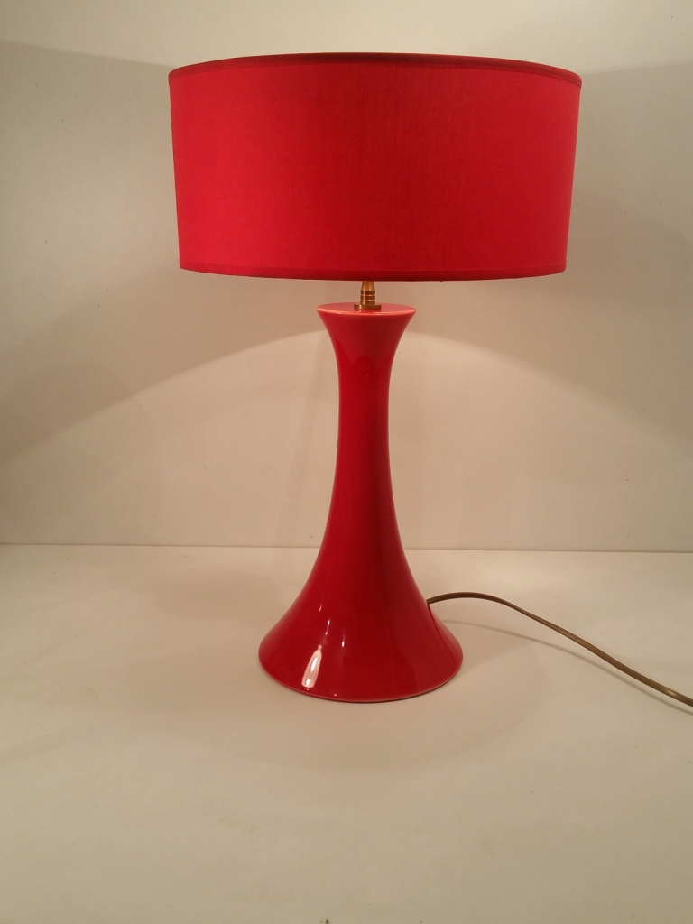 2 lampe rouge