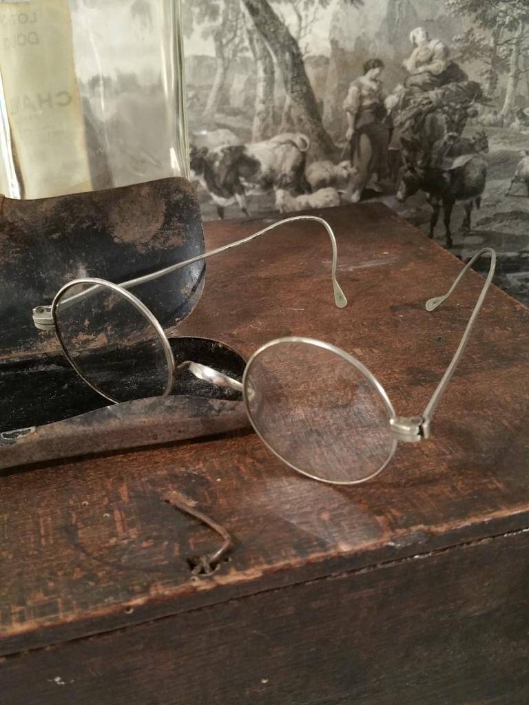 2 lunettes