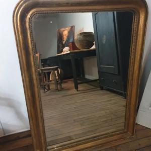 2 miroir dore 2