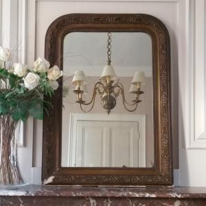 2 miroir louis philippe