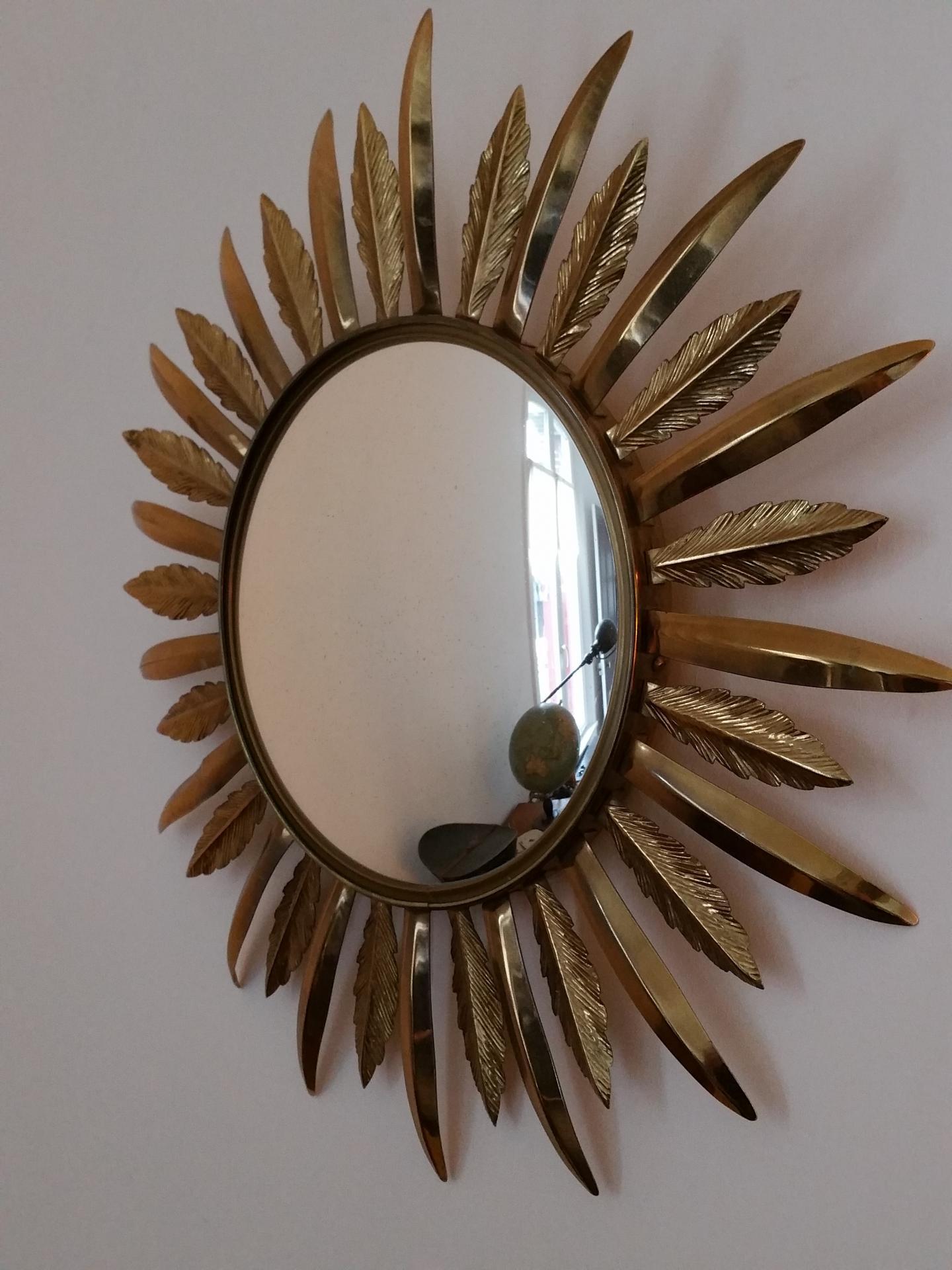 2 miroir soleil