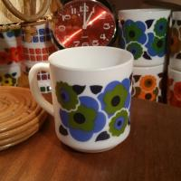 2 mug lotus bleu