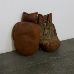 2 paire de gants de boxe