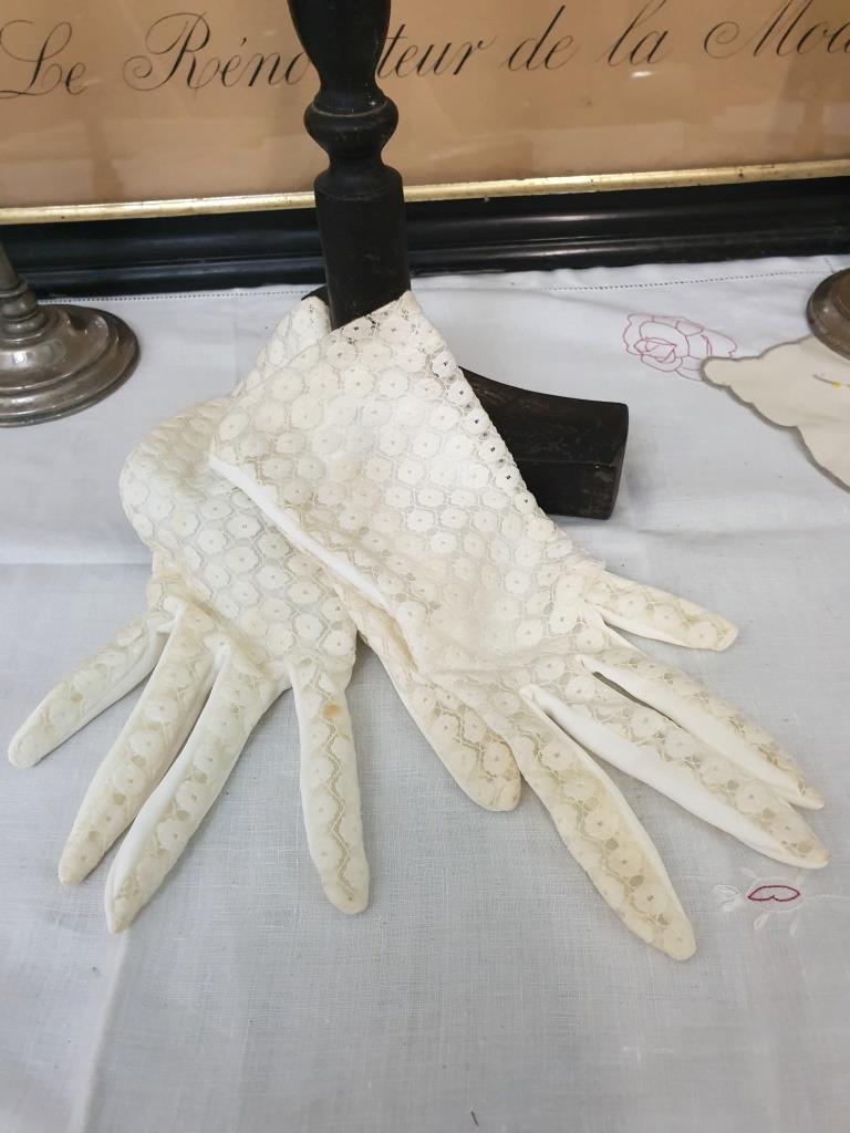 2 paire de gants de femme 1