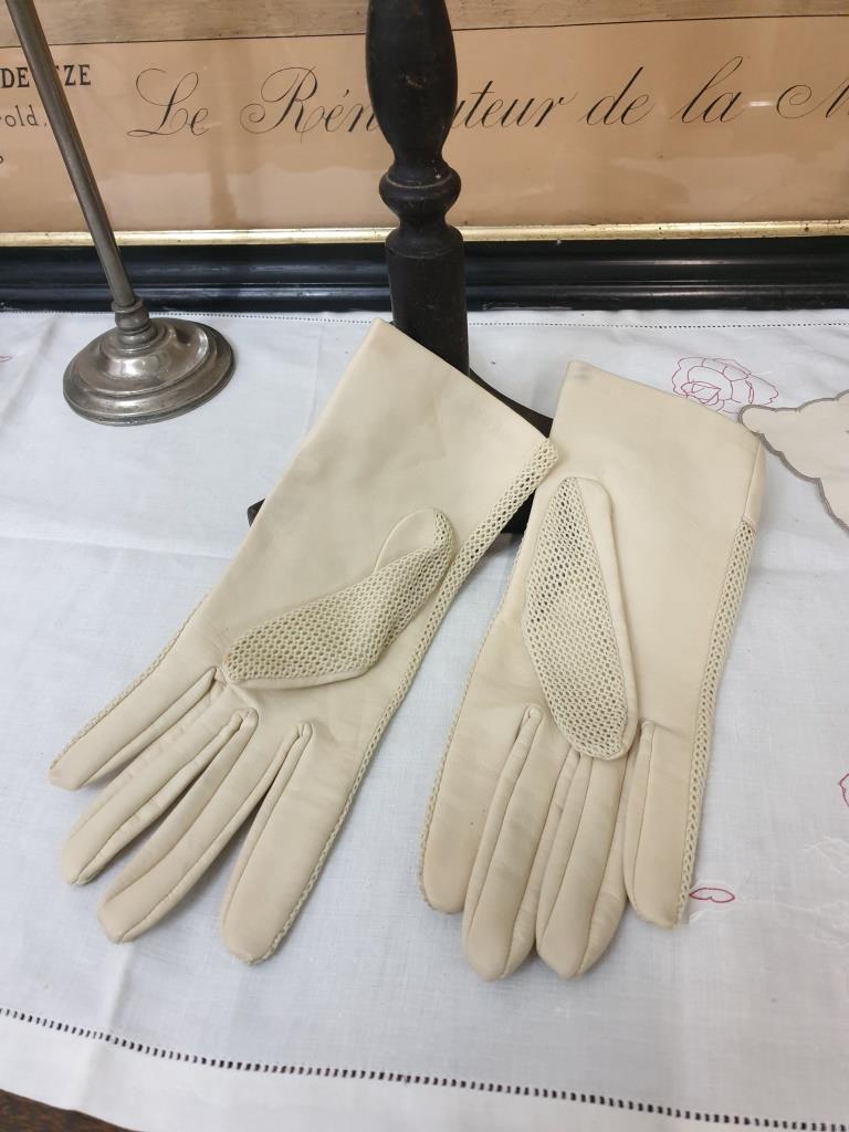 2 paire de gants de femme 2