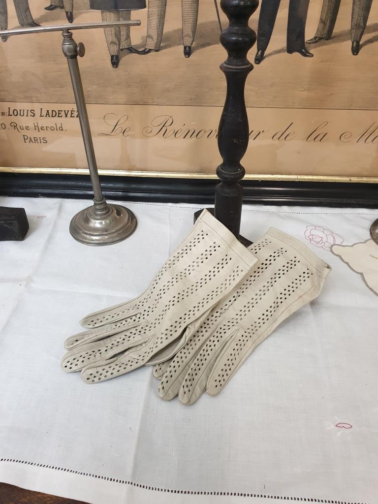 2 paire de gants de femme 4