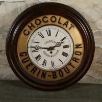 2 pendule chocolat guerin boutron