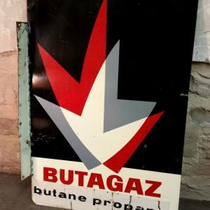 2 plaque butagaz