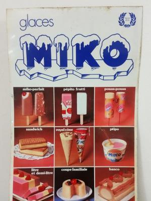 Plaque MIKO